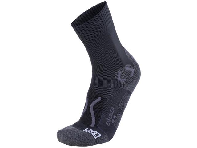 UYN Trekking Outdoor Expl**** Socks Herren black/anthracite